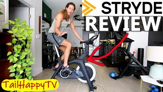 STRYDE Bike REVIEW - We need to talk about the Stryde Bike (Peloton may be offended)