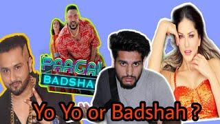 Badshah Paagal Hai & Funk Love | Song Reaction | Yo Yo Honey Singh, Sunny Leone | Mr Sethi