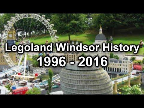 LEGOLAND Windsor History 1996 - 2016