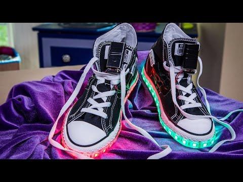 Home U0026 Family   DIY Light Up Shoes