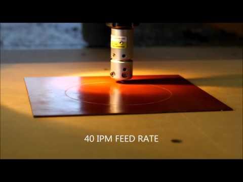 CNC DRAG KNIFE CUTTING RUBBER GASKET