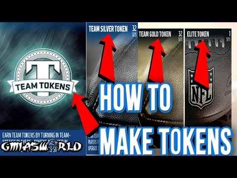 Madden 18 Ultimate Team Tips: HOW TO GET TOKENS FOR SETS SUPER FAST! | MUT 18 PRO TIPS