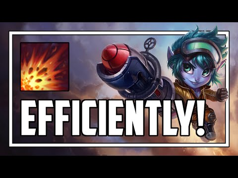 Are You Using Tristana's Ult Right?