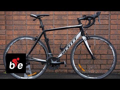 My Bike - Pete: Scott Speedster