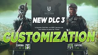 NEW DUST LINE DLC: Operators, Customization, Charms And