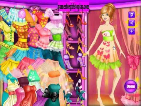 dress up room games for girls
