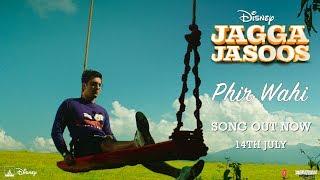 Jagga Jasoos: Phir Wahi Video Song   Ranbir, Katrina   Pritam, Arijit   Amitabh B