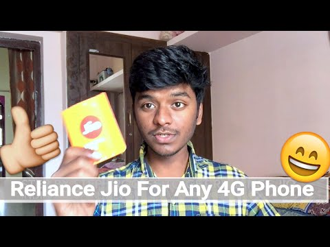 How To Get Reliance Jio Sim For Any  Phone | Reliance Jio | Android | IPhone