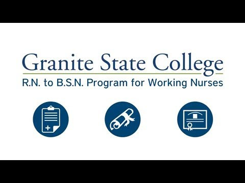 An RN to BSN Program that Works for Working Nurses