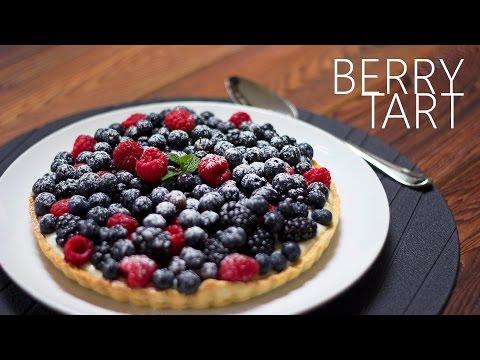 Berry Tart | Dessert Recipe