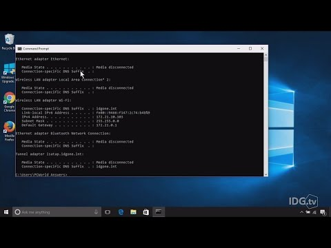 How to use Windows 10's Command Prompt