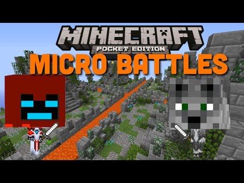 Minigame Mondays Micro Battles w/ bloCkotron
