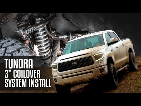 Toyota Tundra Diff Drop Kit
