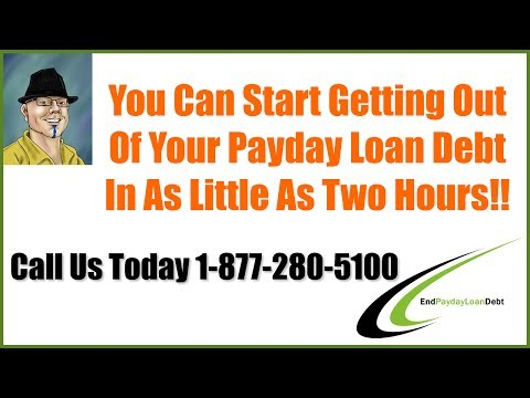 How Do I Pay Off My Payday Loans
