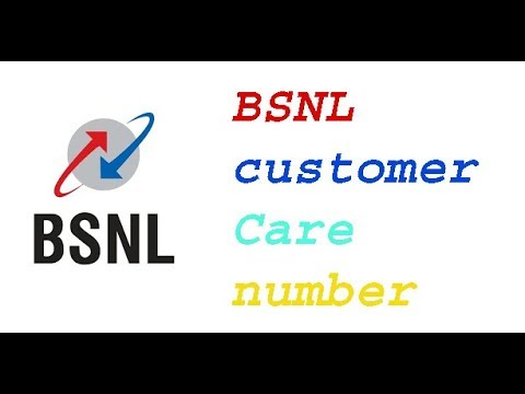 BSNL customer  Care  number | bsnl customer Care number toll free
