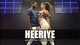 Heeriye | Melvin Louis ft. Elena Durgaryan