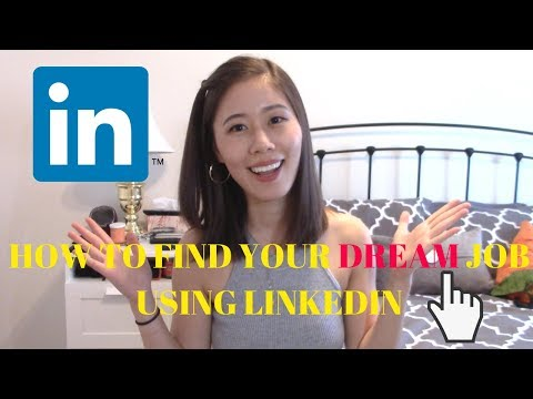 如何用LinkedIn找工作/亲测有效/不推荐猎头?|How to Find Your Dream Job Using LinkedIn