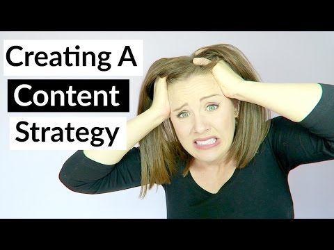 How To Create A Content Strategy - Content Marketing Tips For Success