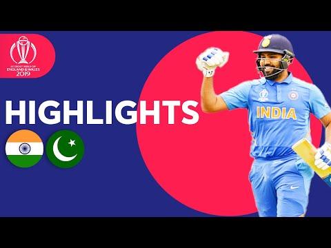 Xxx Mp4 India V Pakistan Match Highlights ICC Cricket World Cup 2019 3gp Sex