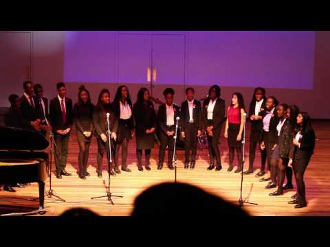 Year 12 & 13 JAM - Dartford Grammar School Talent Show 2016
