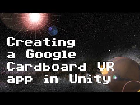 Creating a Google Cardboard VR app in Unity [RNDBITS-018]