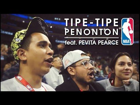 TIPE TIPE PENONTON NBA feat. PEVITA PEARCE