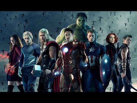 TOP 5: Best of Avengers Age of Ultron