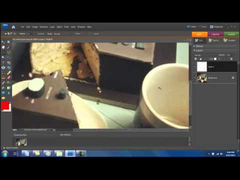 Removing colour cast in Photoshop
