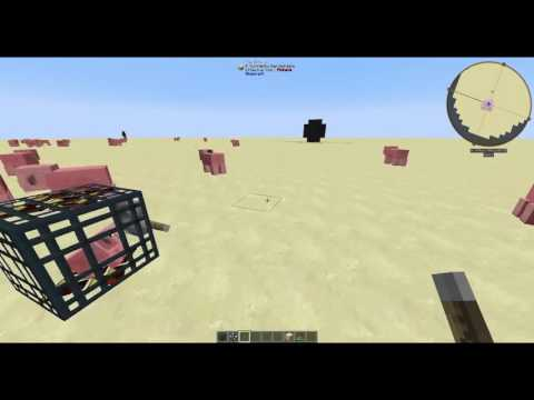 Draconic evolution spawner how to! and Wither skull cage(30 blocks only!)