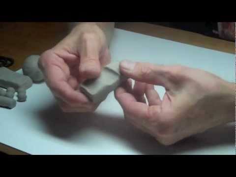 Learn Sculpting - Lesson 1 - Clay Modeling