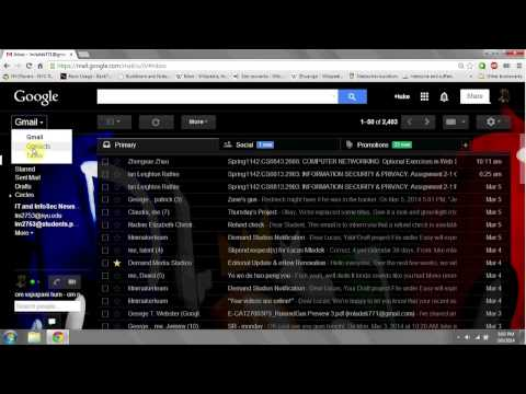 How to Delete Emails From the Autofill in Chrome : Computer Files & Data
