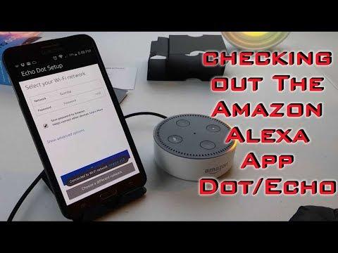 Using the Amazon Alexa App on Your Phone
