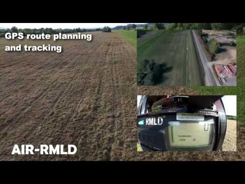 AIR-RMLD Natural Gas Leak Detection System