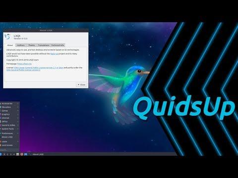 Lubuntu 18.10 Review - Now with LXQt Desktop