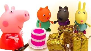 #Peppa hat Geburtstag und geht auf Schatzsuche – #PeppaWutz auf Deutsch – Video für Kinder