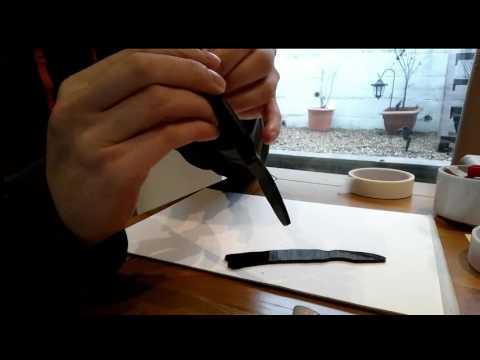 making razor scales part 1