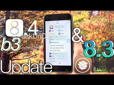 iOS 8.4 & iOS 8.3 Jailbreak Update: Beta 3 Released, TaiG, Pangu's Choice, iPhone 6 Plus & More