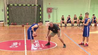 Jasmin Repeša - Obramba pick and roll situacij