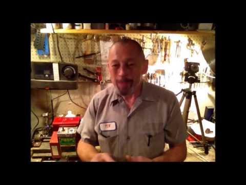 Pipe Stem Turning Tool Pt. 1