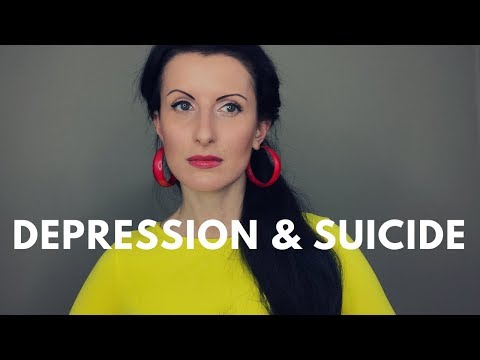 DEPRESSION AND SUICIDE  ||  CHRISTIAN SPOKEN WORD  || ANNA SZABO