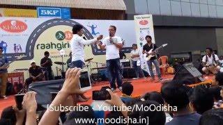 Papu comedy on liquir shop in Odisha at raahgiri Day