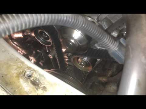 Honda Odyssey Timing Belt Tensioner Failure