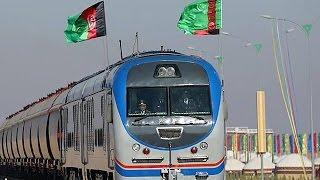 Afghanistan and Turkmenistan inaugurate apis Lazuli railway