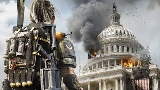 THE DIVISION 2 DARK ZONE, DRONE GAMEPLAY & NEW MISSION | Walkthrough Gameplay