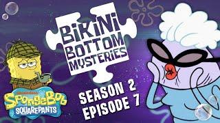 The Shady Miss Shell! 🐚 Bikini Bottom Mysteries S2 Ep. 7   #SpongeBobSaturdays