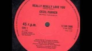 Cecil Parker-Really Really Love You