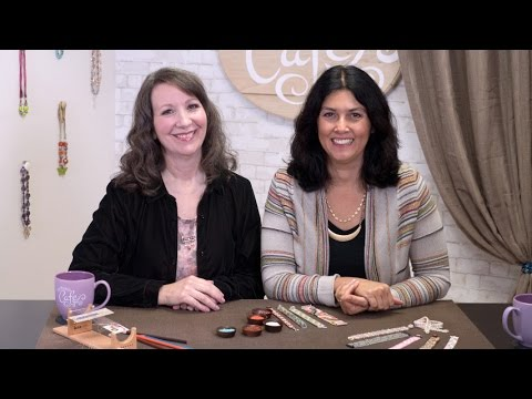 Artbeads Cafe - Bead Loom Patterns with Cheri Carlson and Cynthia Kimura