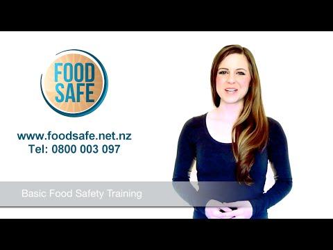 Basic Food Safety Training - NZQA Approved Scheme