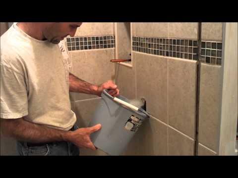 Shower valve flush