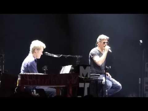 a-ha, 'Take On Me', O2 Arena, London, 14 February 2018